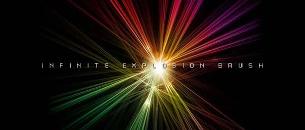 Infinite Explosion Brush