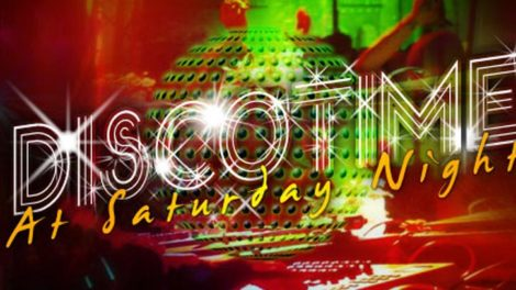 Photoshop Text-Effekt: DiscoTime 3
