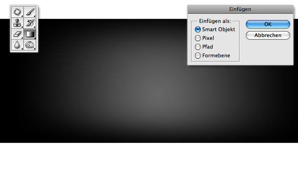 4. Photoshop-Datei anlegen