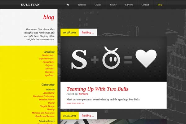 Kreative Blog Designs - Sullivannyc