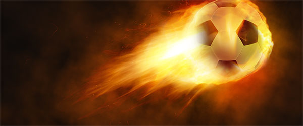 Photoshop-Tutorial: Fireball