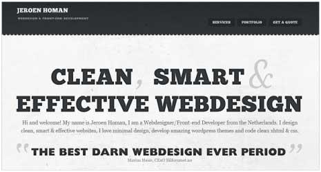 Photoshop Tipps - design moderner webseiten
