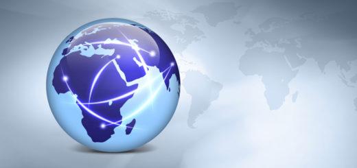 Worldmap-Globe