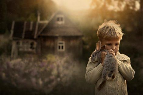 Kinderfotografie von Elena Shumilova 7