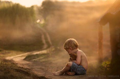 Kinderfotografie von Elena Shumilova 11