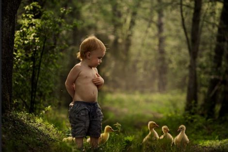 Kinderfotografie von Elena Shumilova 14