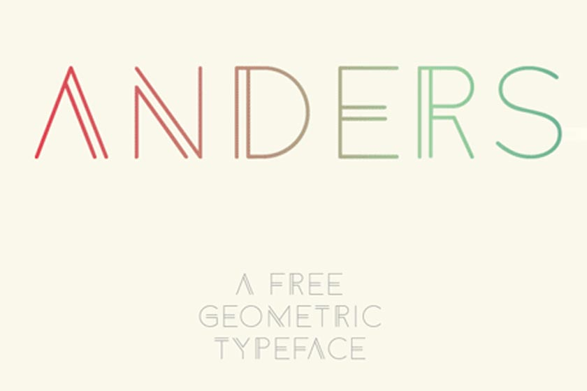 Font Anders