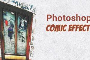 Photoshop Comic Effekt Tutorial