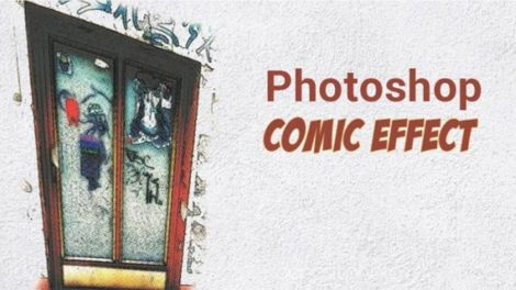 Photoshop Comic Effekt Tutorial