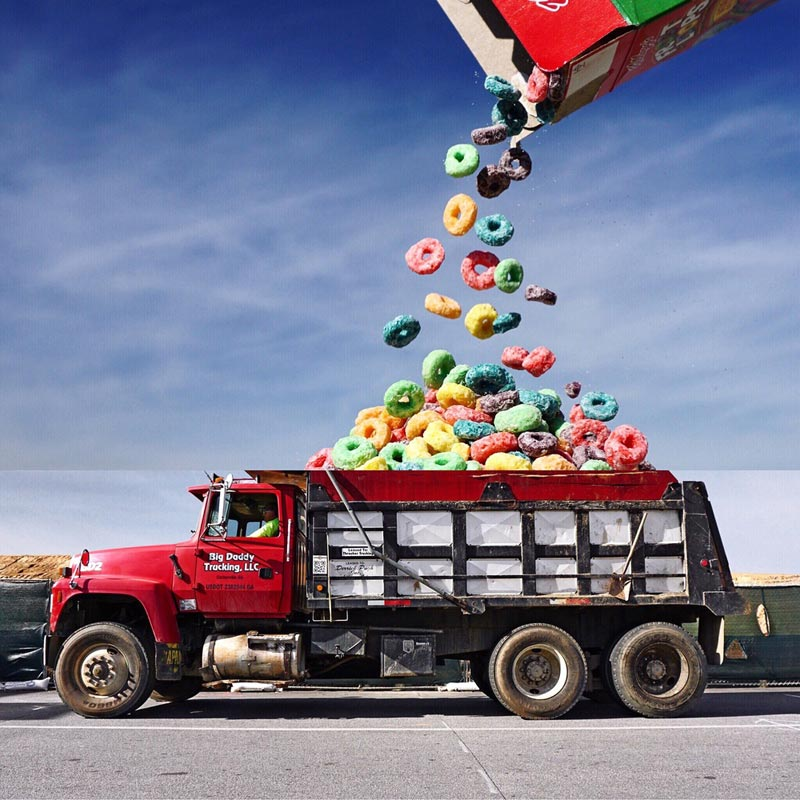 combophoto fruit loops truck