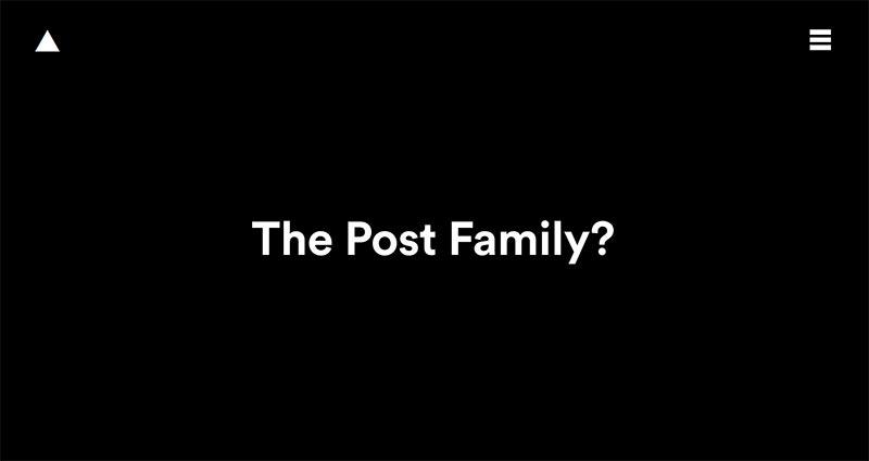 post family screenshot