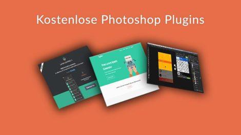kostenlose photoshop plugins artikelvorschau
