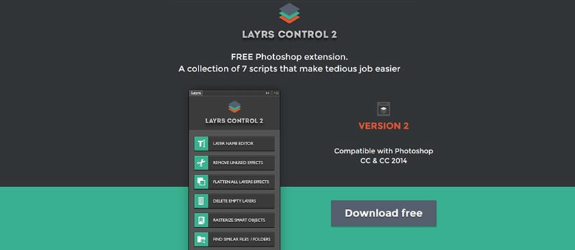layers control 2