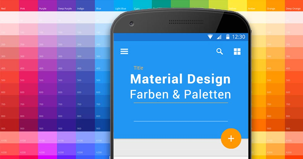 material design farben paletten preview