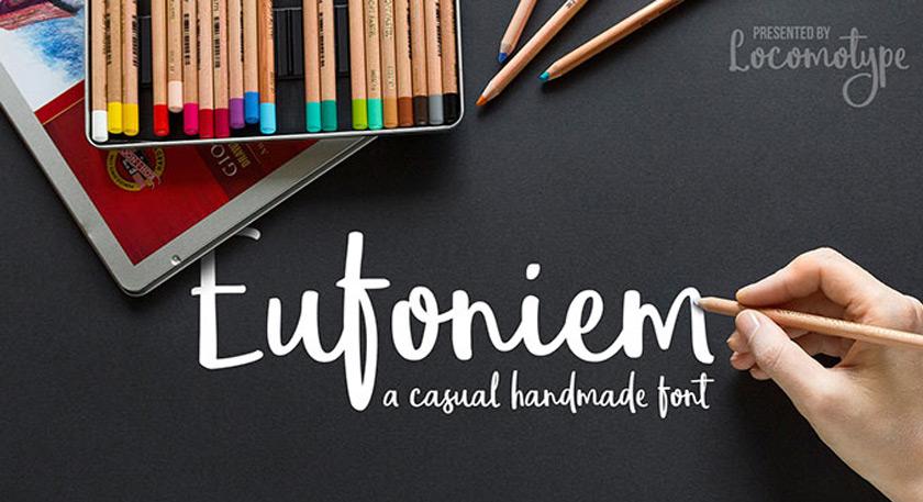 eufoniem - fonts kostenlos