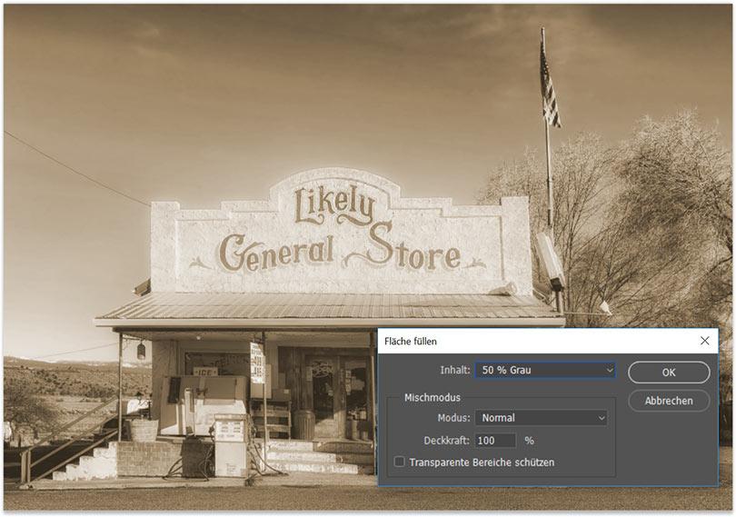 So Erstellt Du Einen Vintage Foto Effekt Mit Photoshop Designtrax
