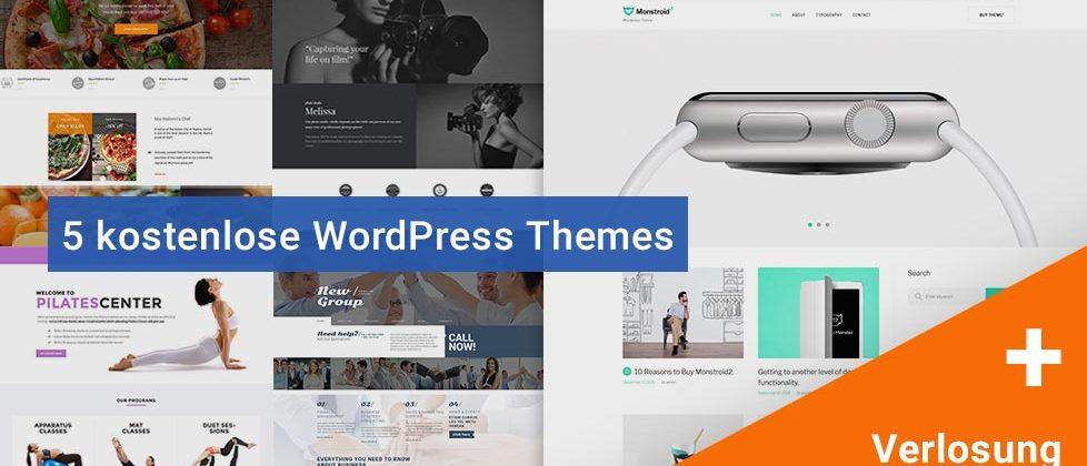 kostenlose wordpress themes preview