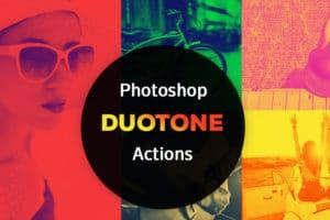 Kostenlose Photoshop Duotone Aktionen 2