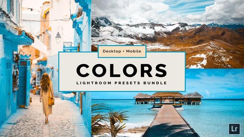 colors lightroom presets for insta